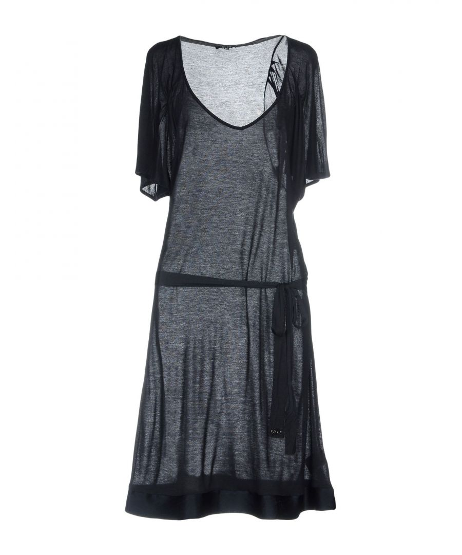 Image for C'N'C' Costume National Dark Blue Jersey Dress