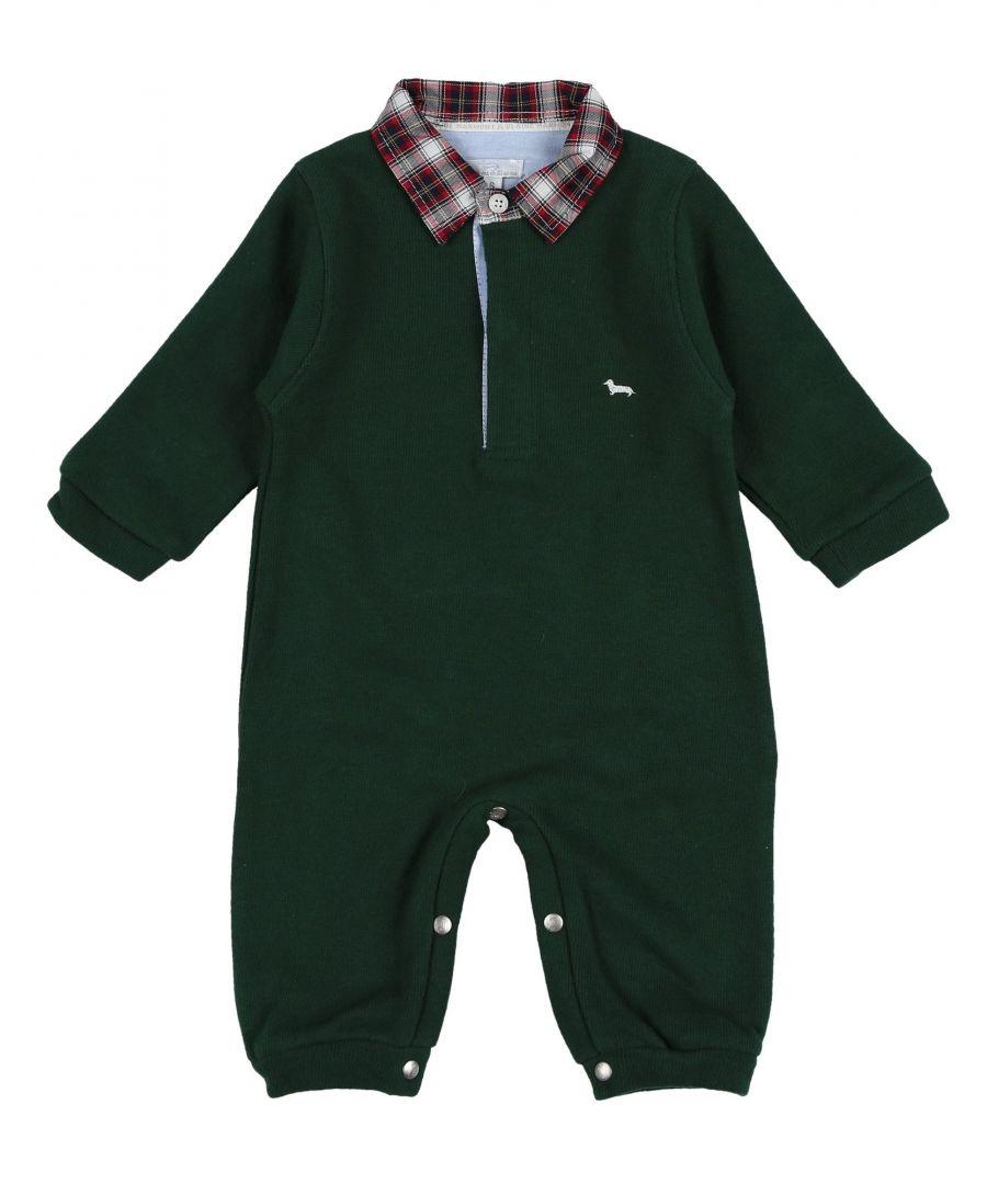 Image for BODYSUITS & SETS Harmont&Blaine Dark green Boy Cotton