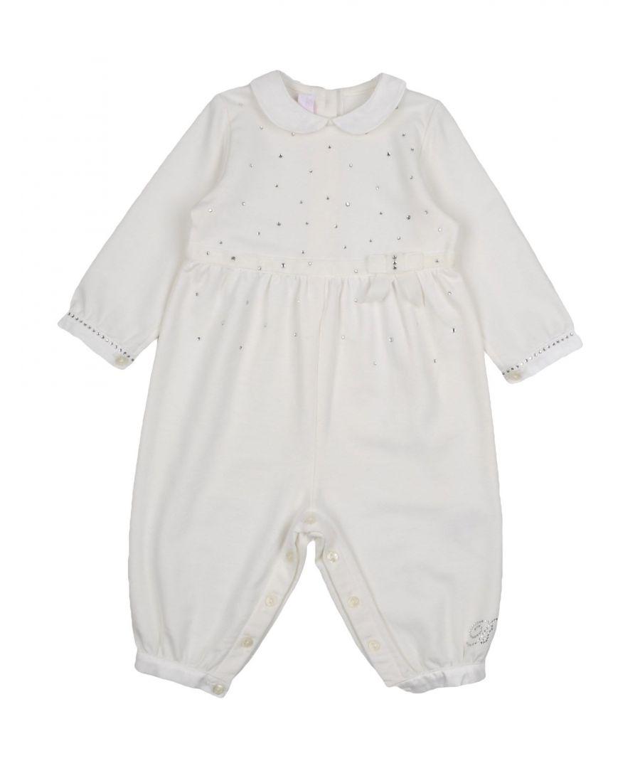 Image for BODYSUITS & SETS Miss Blumarine Ivory Girl Cotton