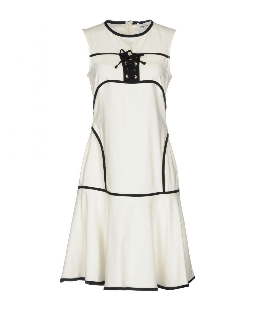 Image for Annarita N Twenty 4H White Flared Dress
