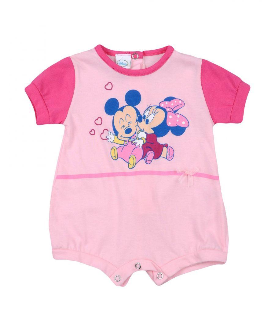 Image for BODYSUITS & SETS Disney Pink Girl Cotton