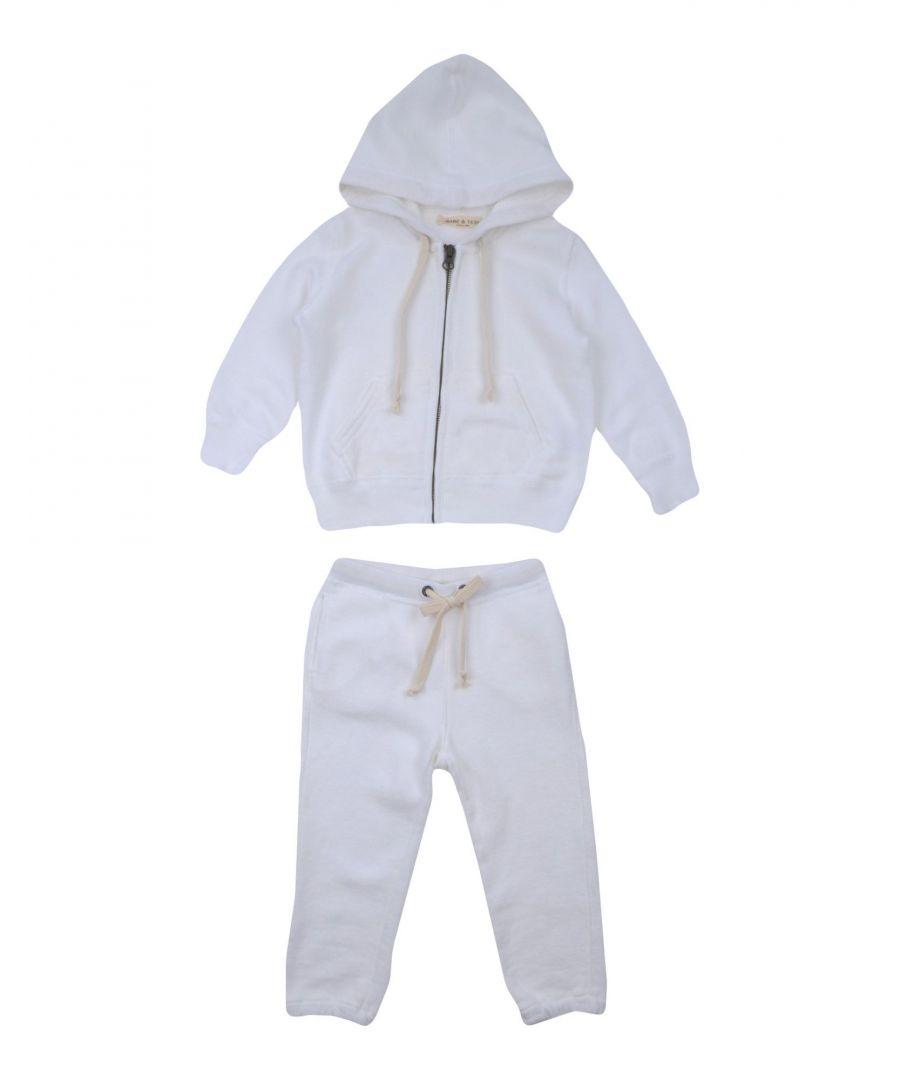 Image for BODYSUITS & SETS Babe & Tess White Boy Cotton