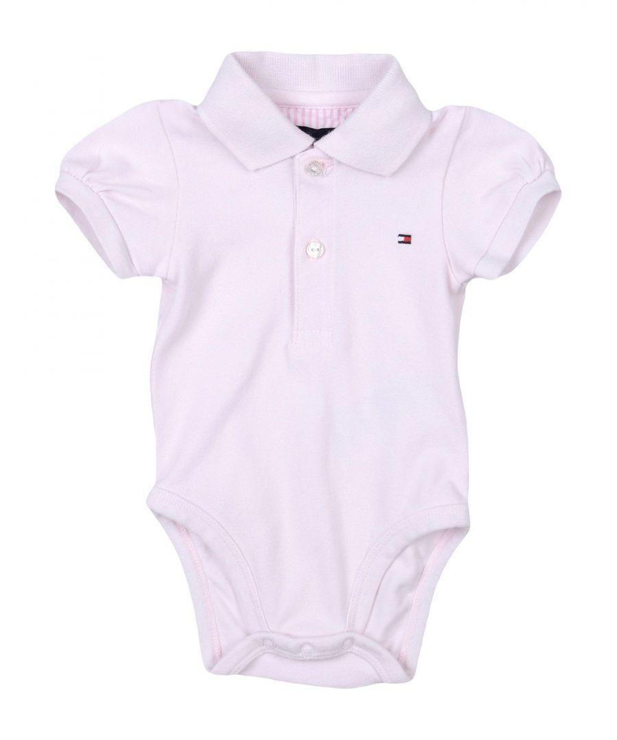 Image for BODYSUITS & SETS Tommy Hilfiger Light pink Girl Cotton