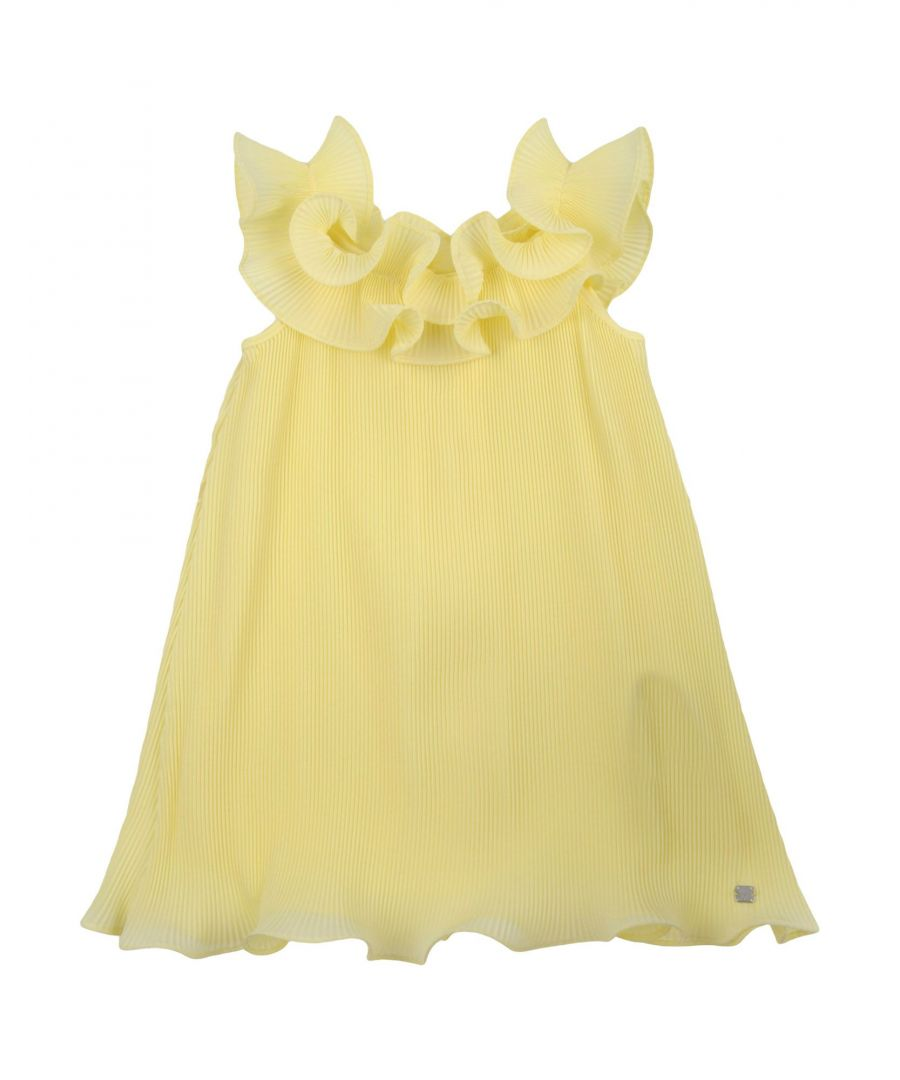 Image for DRESSES Miss Blumarine Yellow Girl Polyester