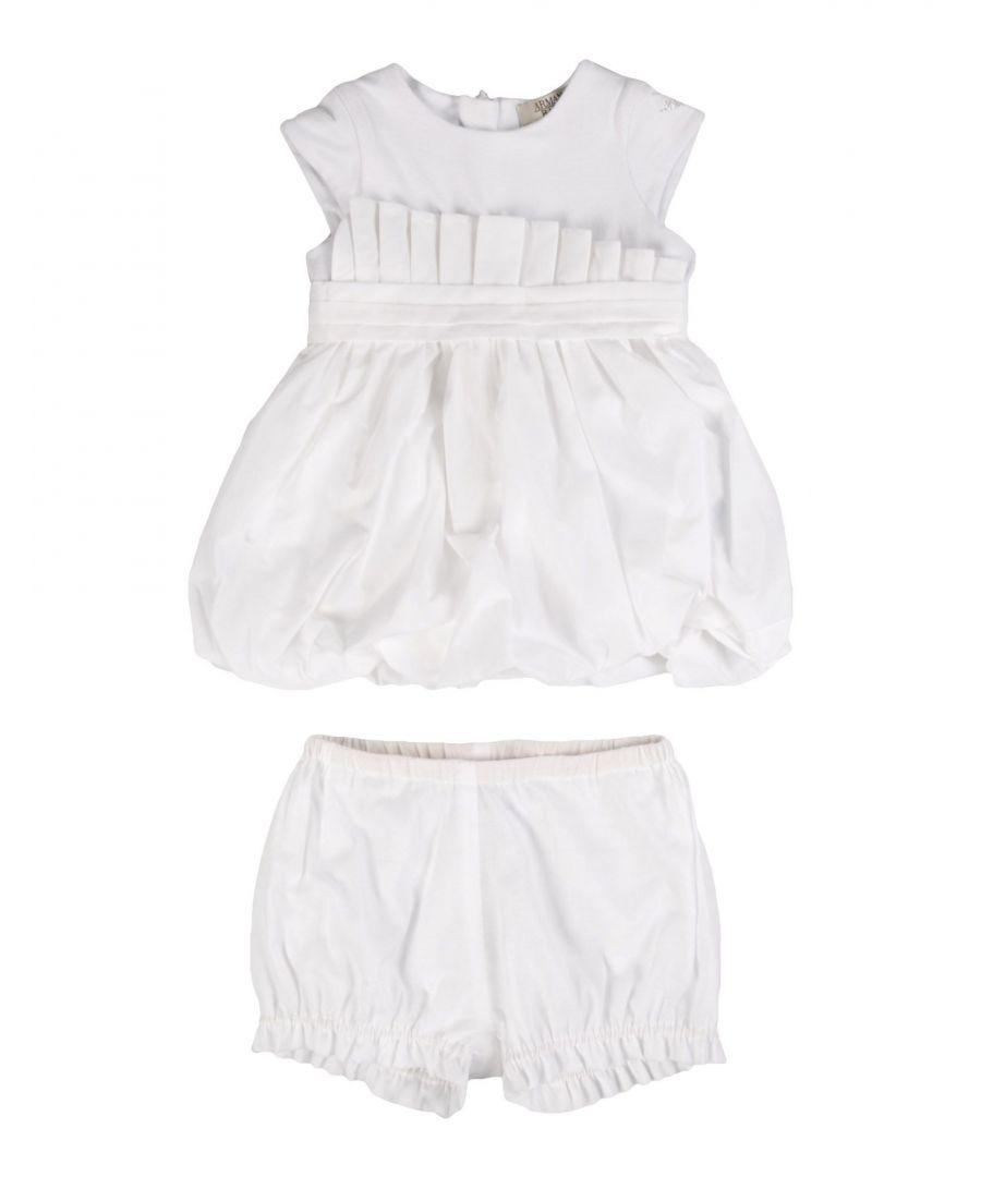 Image for BODYSUITS & SETS Armani Junior White Girl Polyester