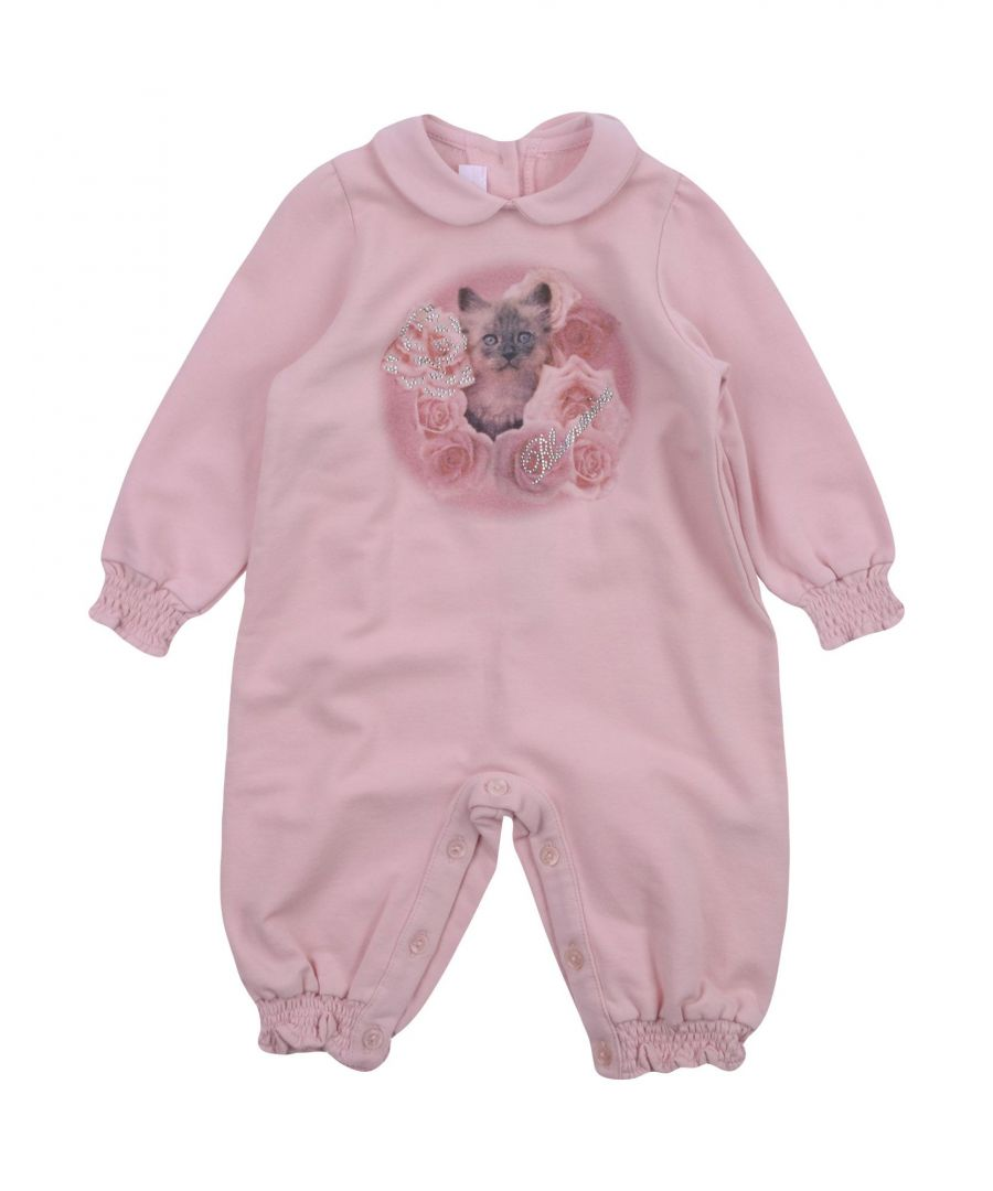 Image for BODYSUITS & SETS Miss Blumarine Pink Girl Cotton