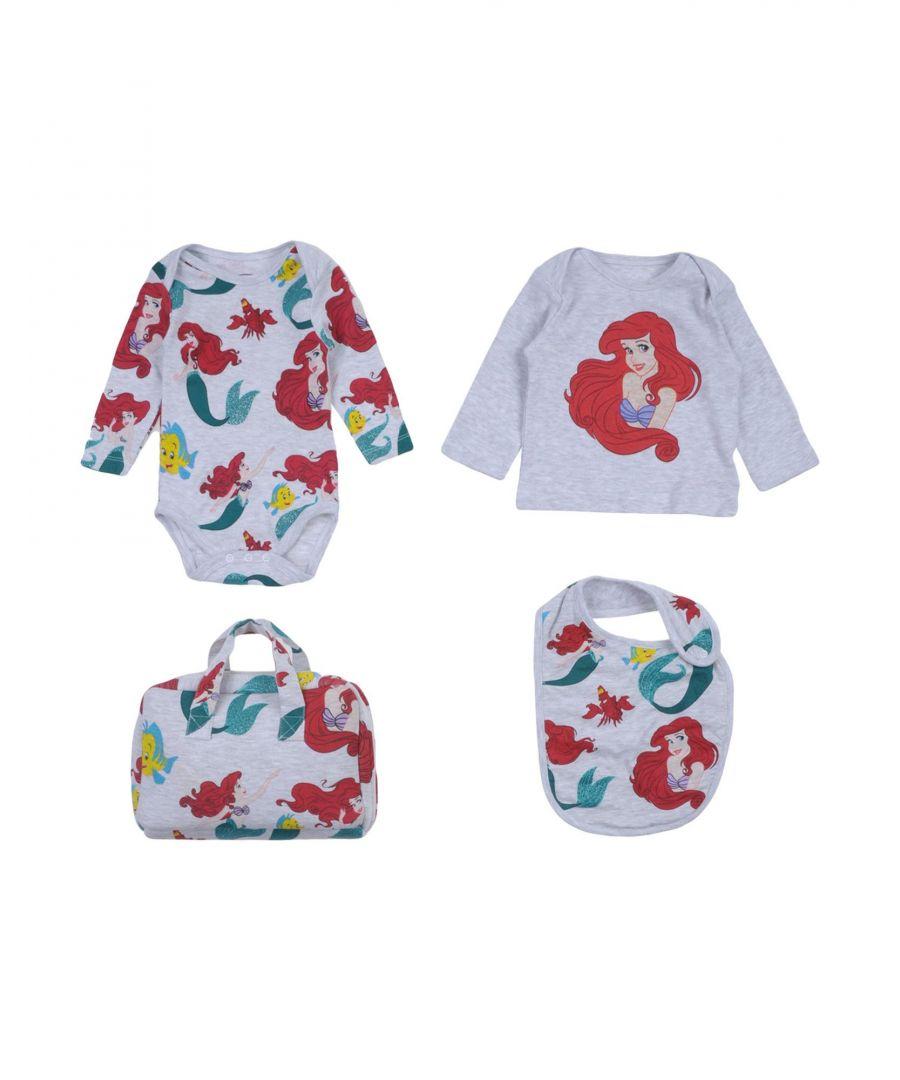 Image for BODYSUITS & SETS Little Eleven Paris Light grey Girl Cotton