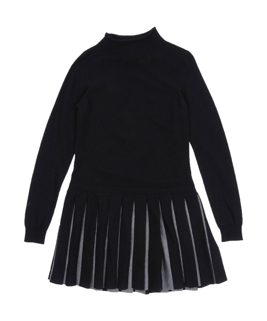 Image for DRESSES Armani Junior Black Girl Viscose
