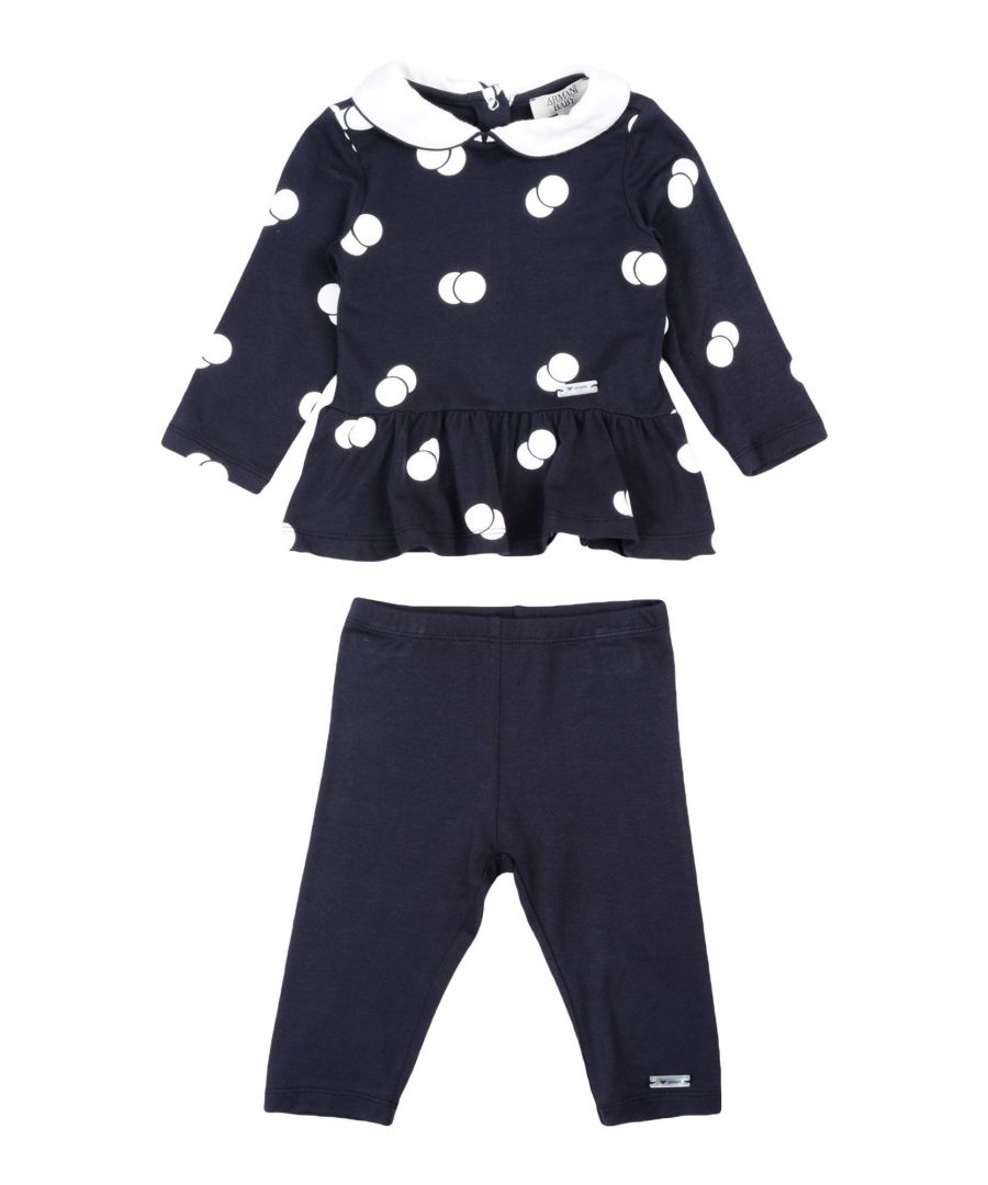 Image for BODYSUITS & SETS Armani Junior Dark blue Girl Viscose