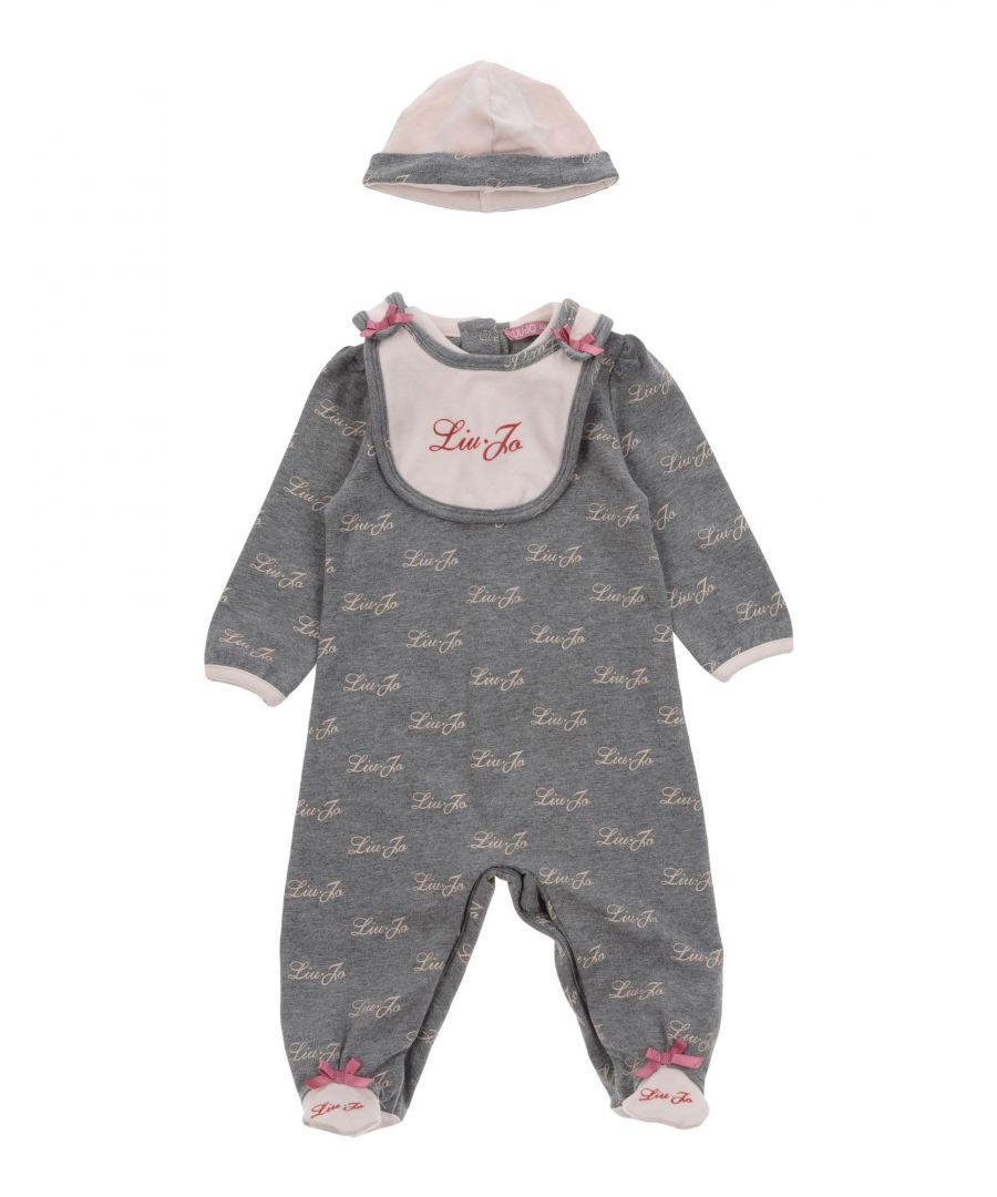 Image for BODYSUITS & SETS Liu �Jo Grey Girl Cotton