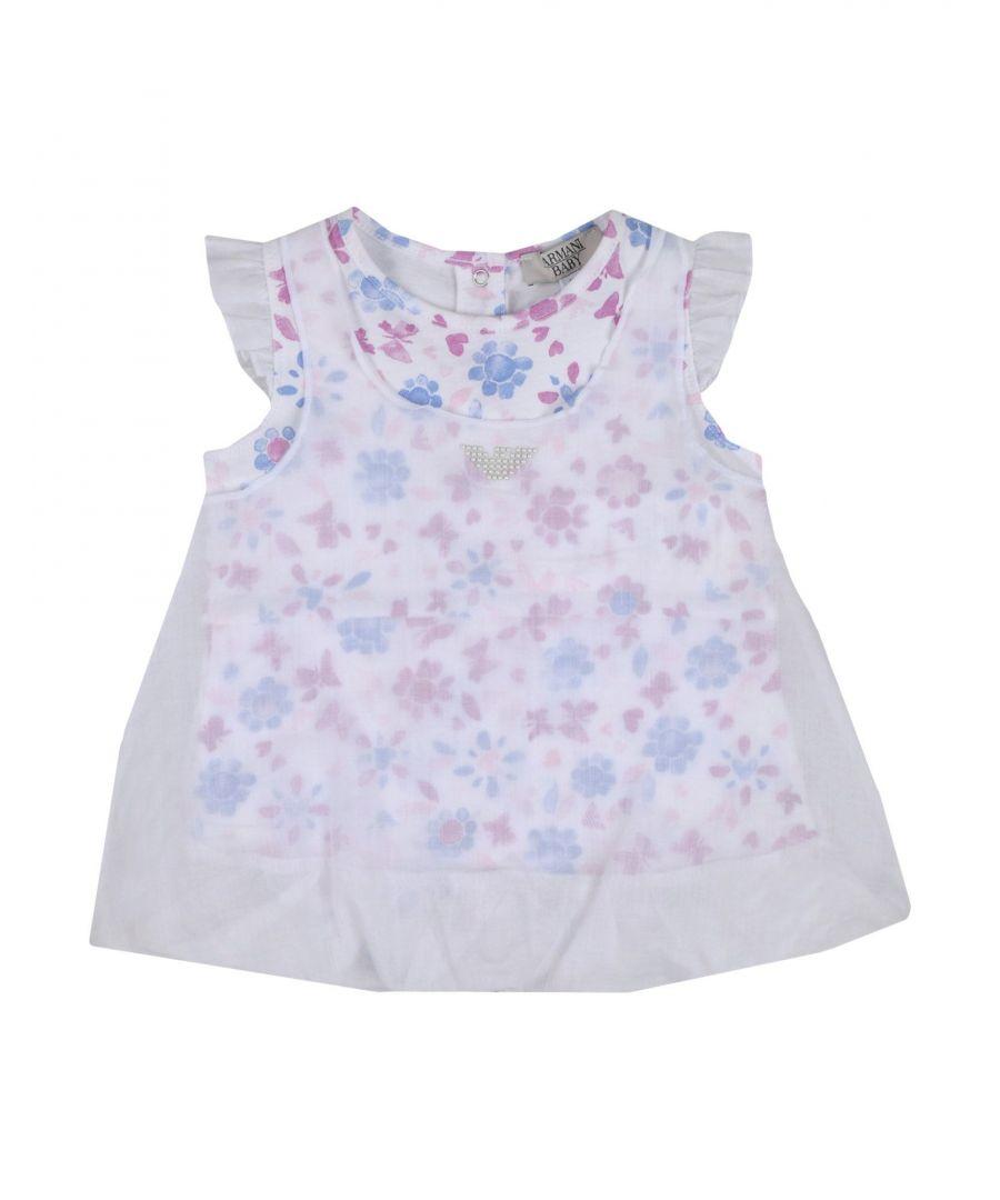 Image for BODYSUITS & SETS Armani Junior Light purple Girl Cotton