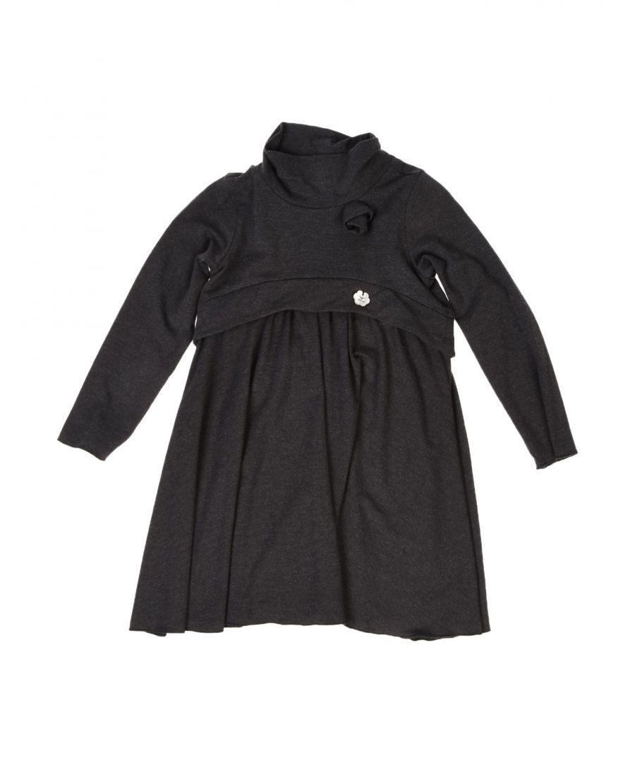Image for BODYSUITS & SETS Armani Junior Steel grey Girl Viscose