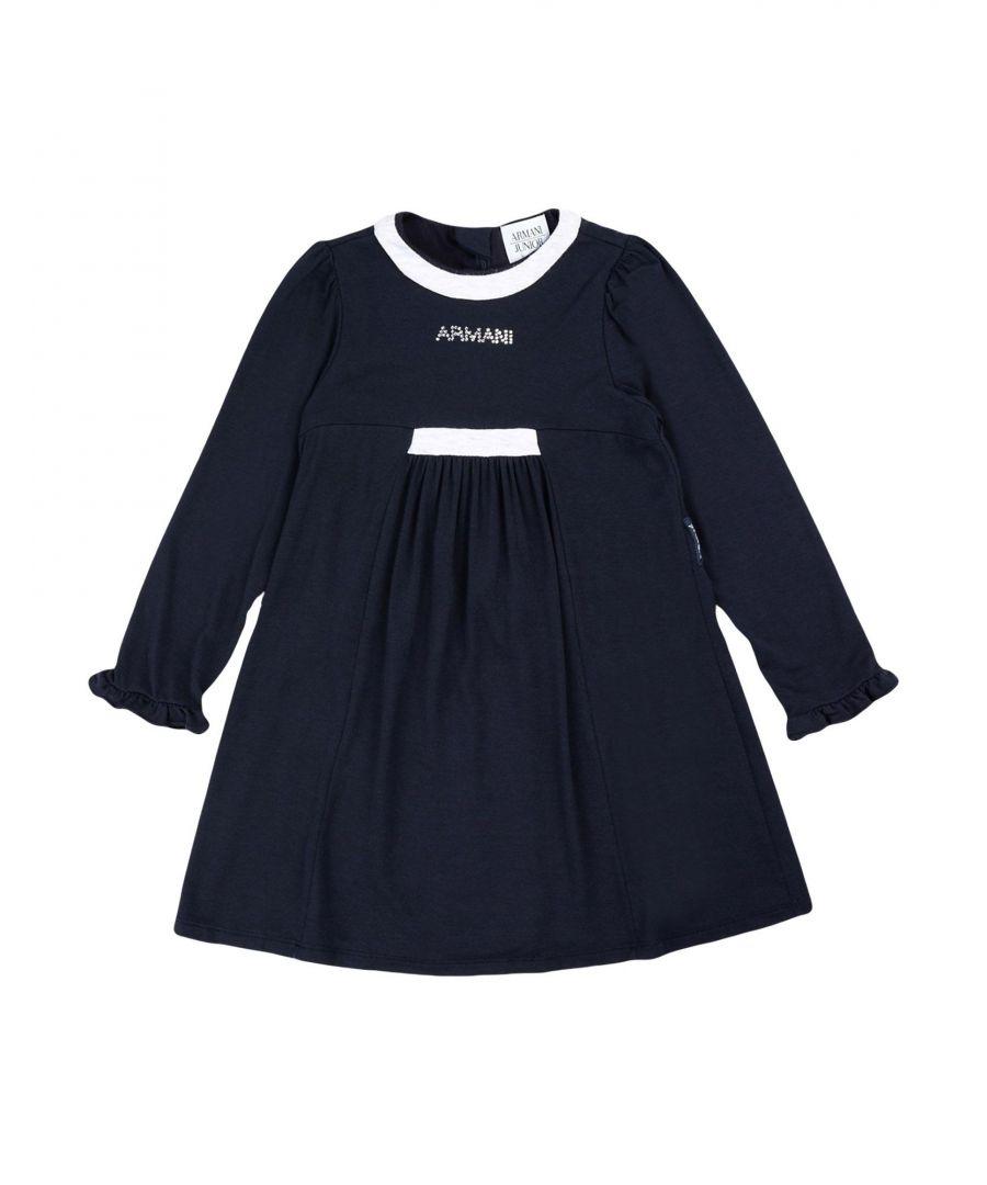 Image for BODYSUITS & SETS Armani Junior Dark blue Girl Viscose