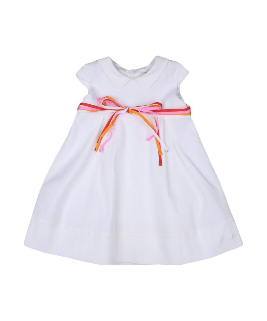 Image for BODYSUITS & SETS Girl Twinset White Cotton