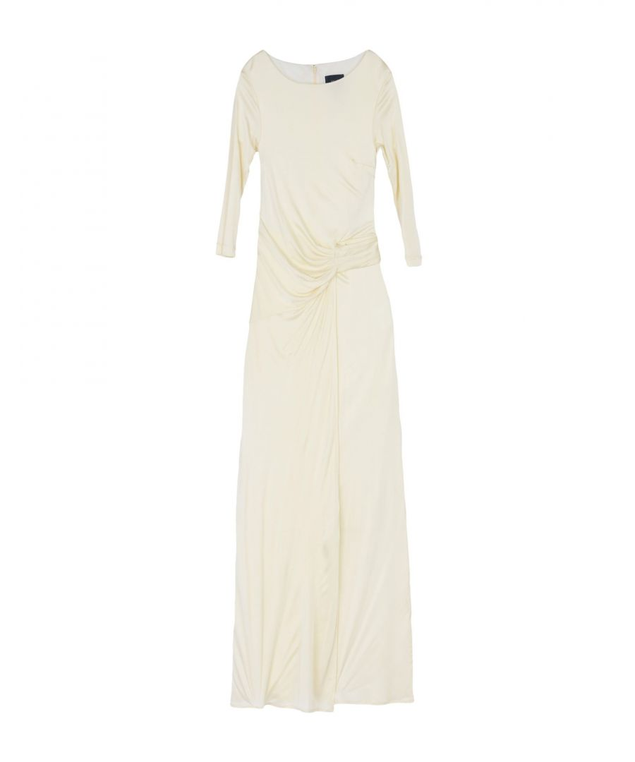 Image for Cavalli Class Ivory Full Length Dress