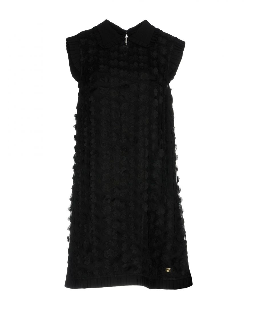 Image for Cavalli Class Black Short Dress