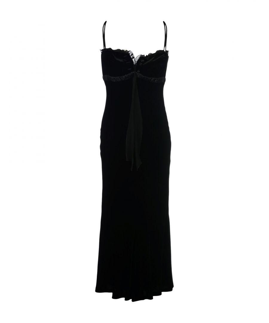 Image for DRESSES Iceberg Black Woman Viscose