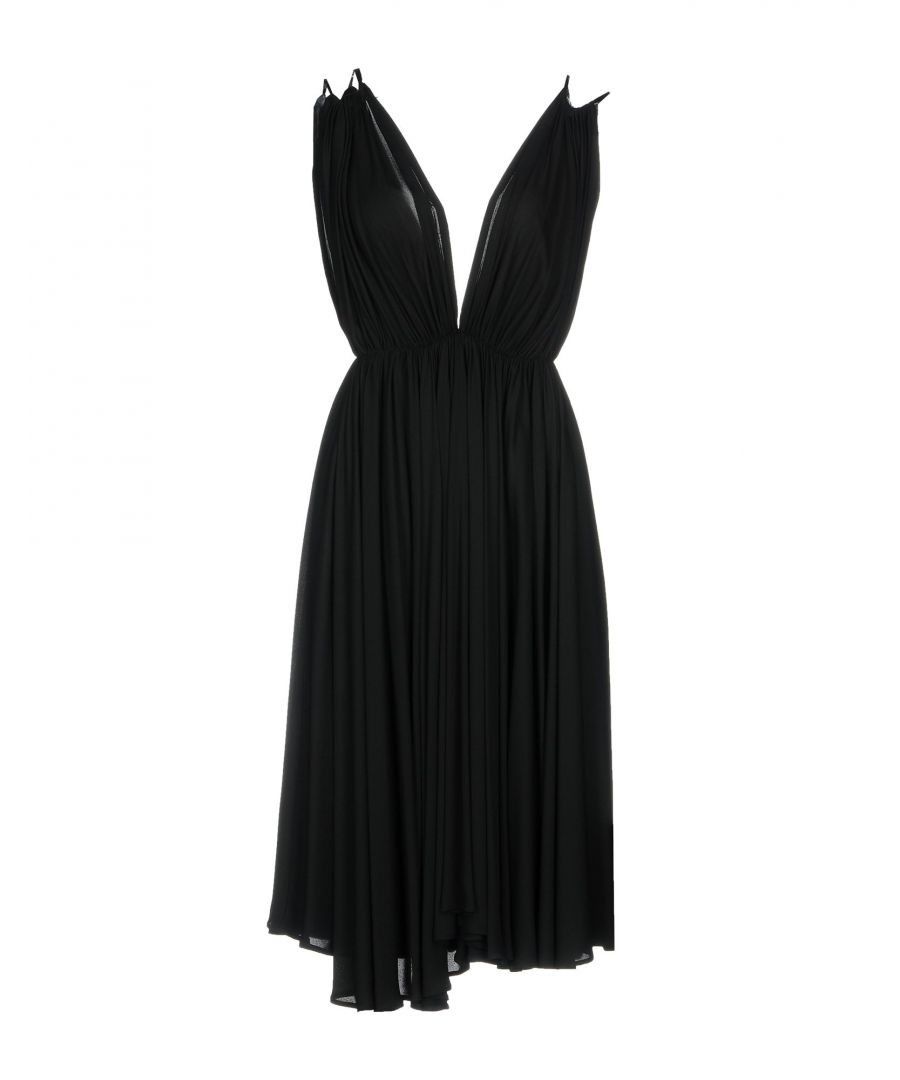 Image for DRESSES Plein Sud Black Woman Viscose