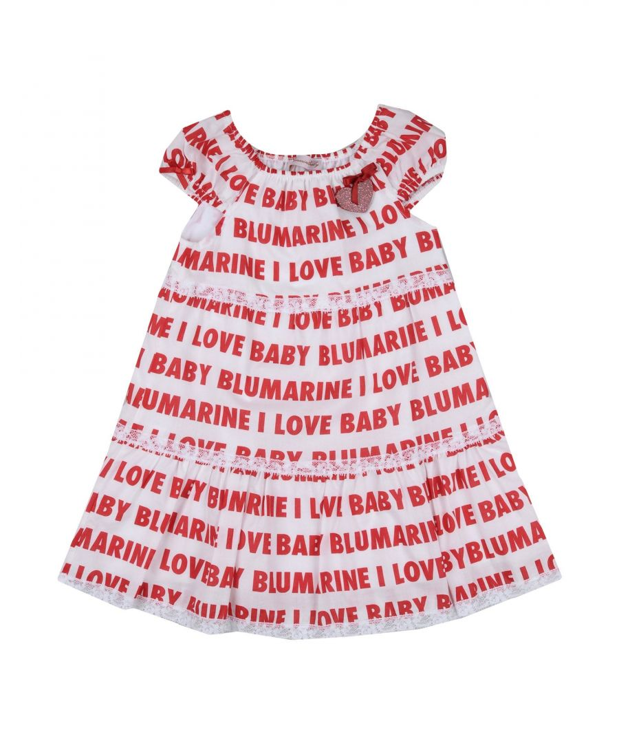 Image for BODYSUITS & SETS Miss Blumarine Red Girl Cotton