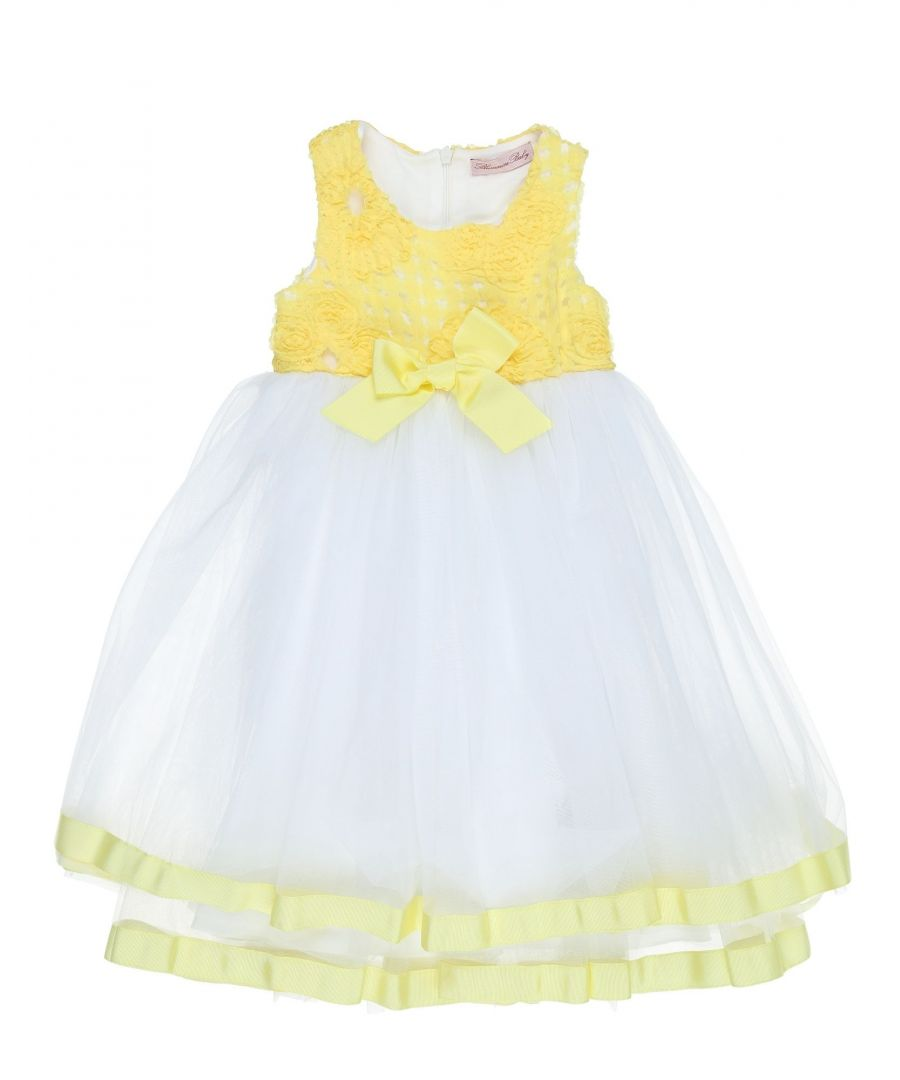 Image for BODYSUITS & SETS Miss Blumarine Yellow Girl Polyester