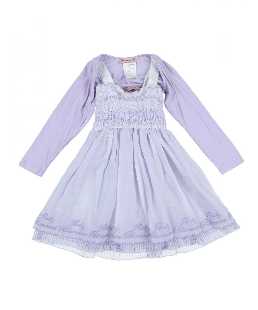 Image for BODYSUITS & SETS Miss Blumarine Light purple Girl Viscose