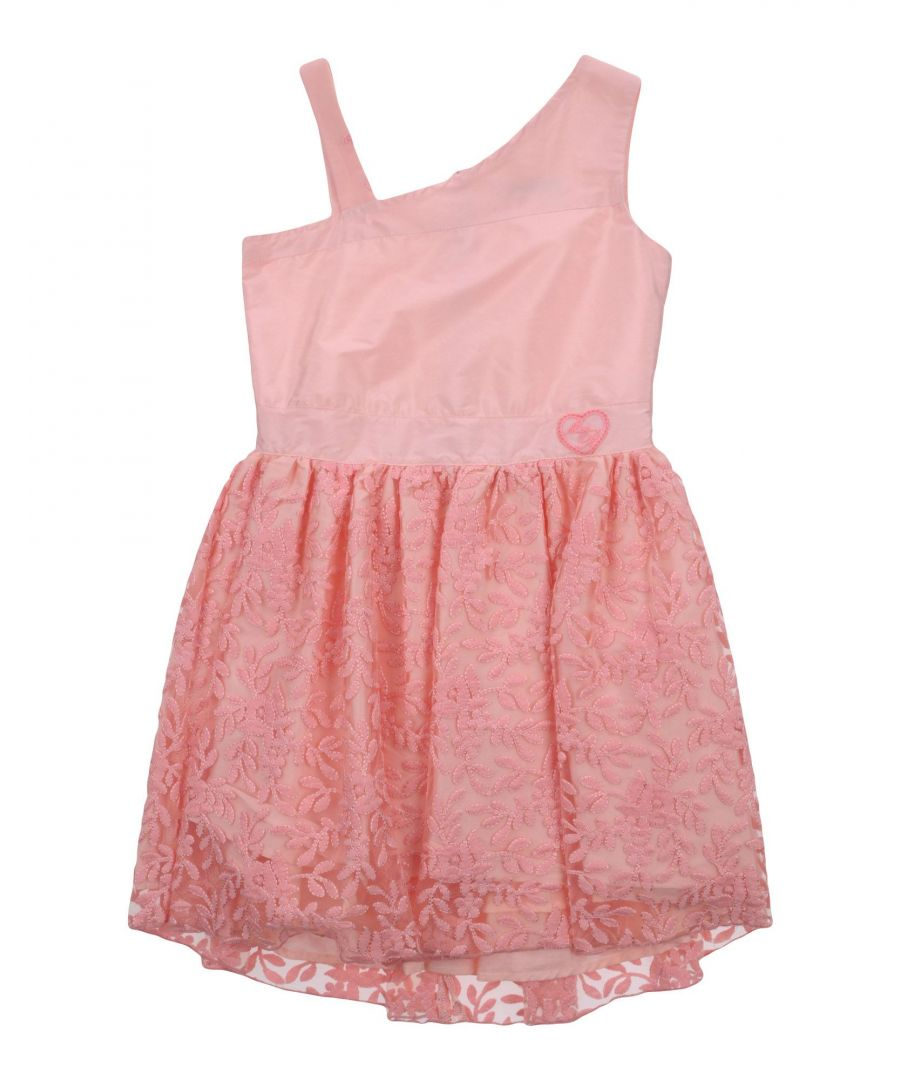 Image for DRESSES Miss Blumarine Pink Girl Polyester