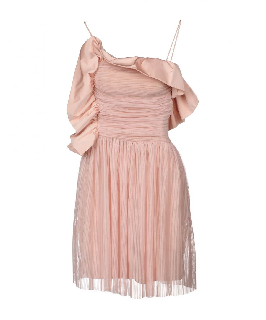 Image for Pinko Pink Short Dress