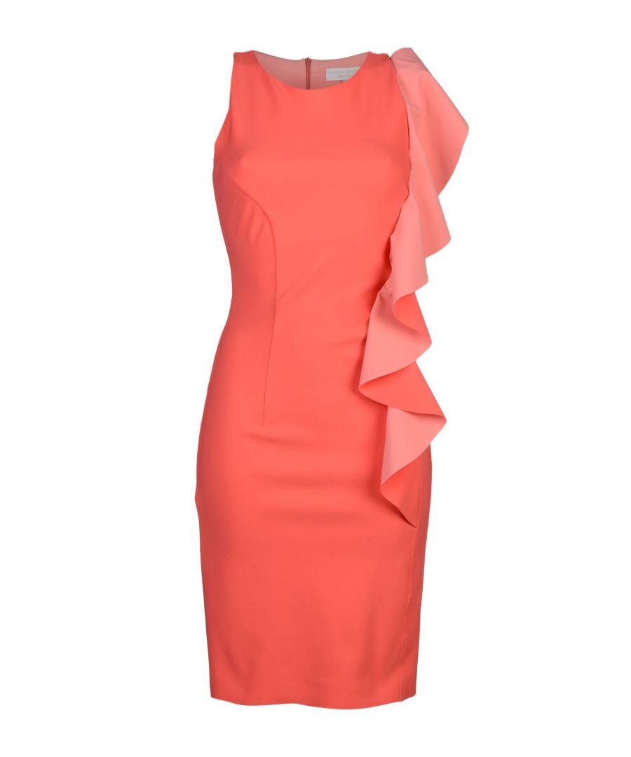 Image for Christies A Porter Coral Sleeveless Dress