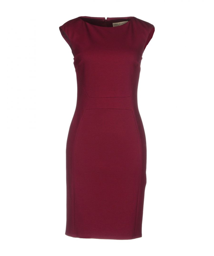 Image for Emilio Pucci Jersey Sleeveless Dress