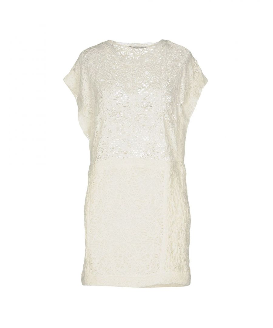 Image for DRESSES Iro Ivory Woman Cotton