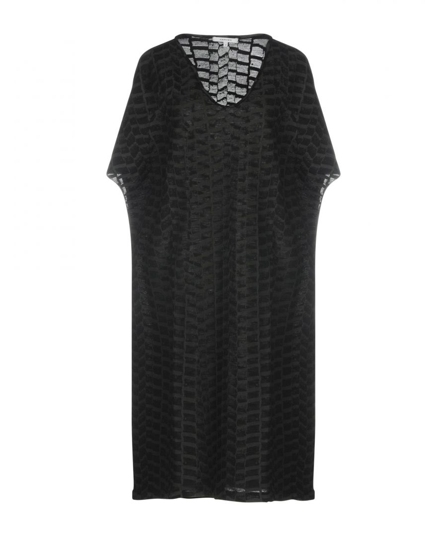 Image for DRESSES Carven Black Woman Wool