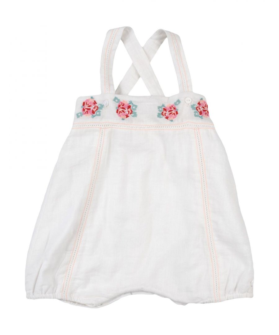Image for BODYSUITS & SETS Twinset Ivory Girl Cotton