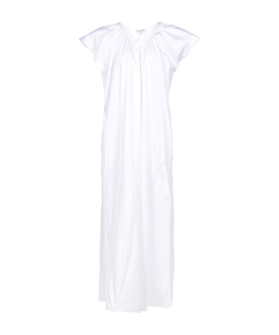 Image for Opening Ceremony White Cotton Full Length Dress