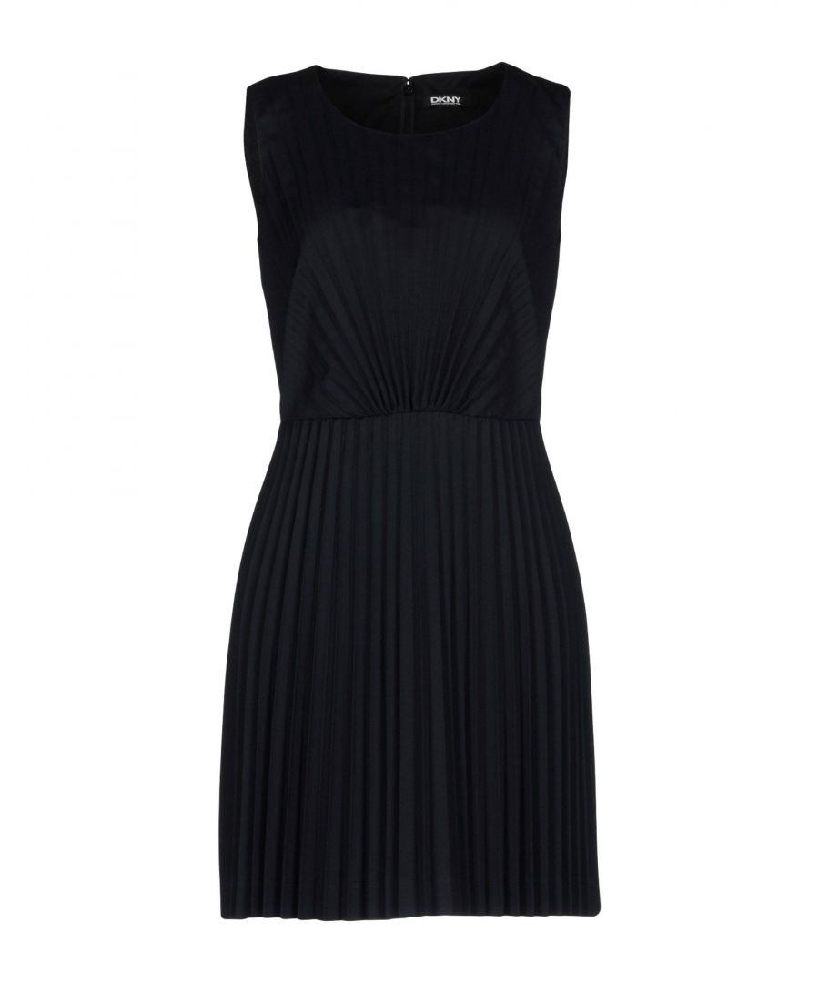 Image for DRESSES Dkny Dark blue Woman Polyester