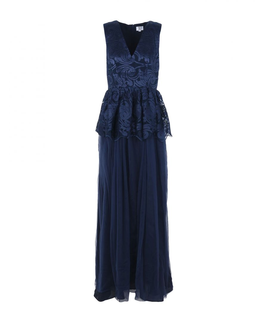 Image for DRESSES True Decadence Dark blue Woman Polyester