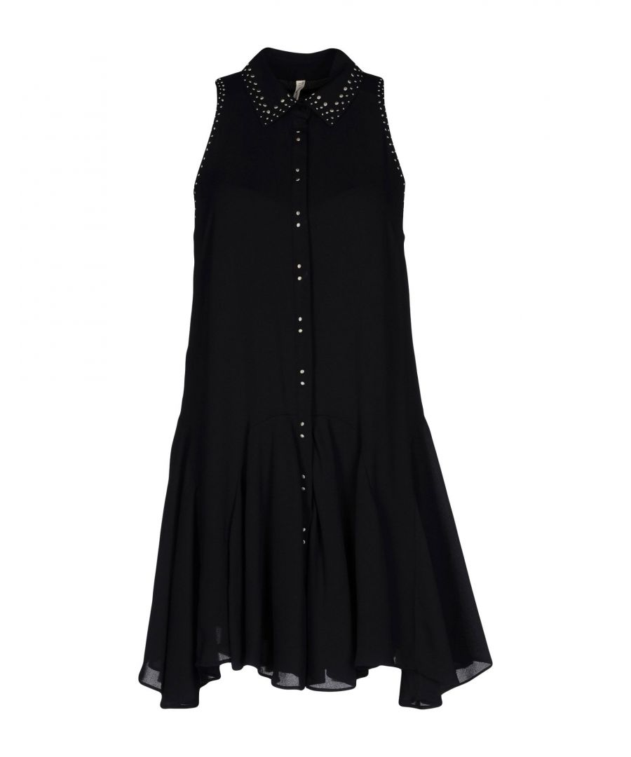 Image for DRESSES Pepe Jeans Black Woman Polyester