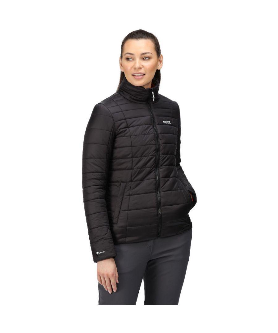 Image for Regatta Womens Freezeway III Lightweight Insulated Coat