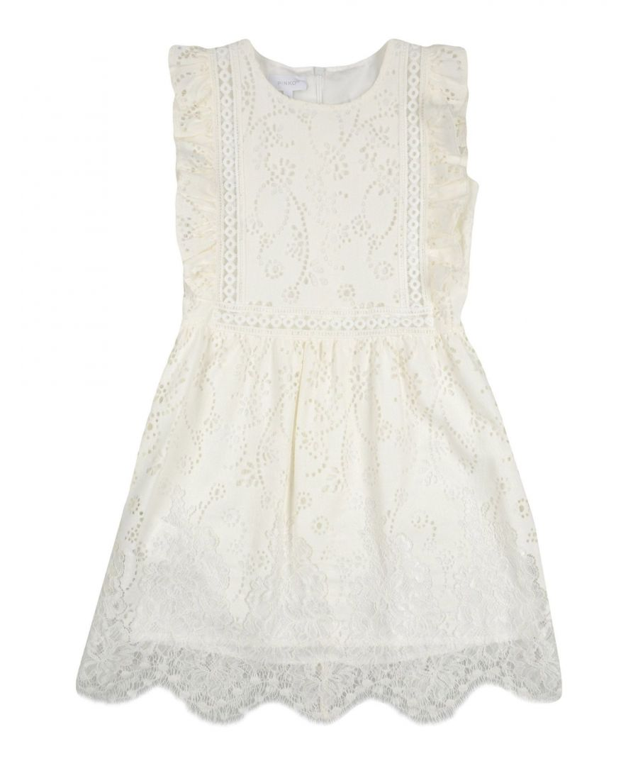 Image for DRESSES Pinko Up Ivory Girl Polyamid