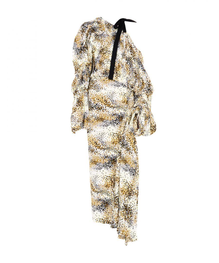 Image for DRESSES Marni Light yellow Woman Silk