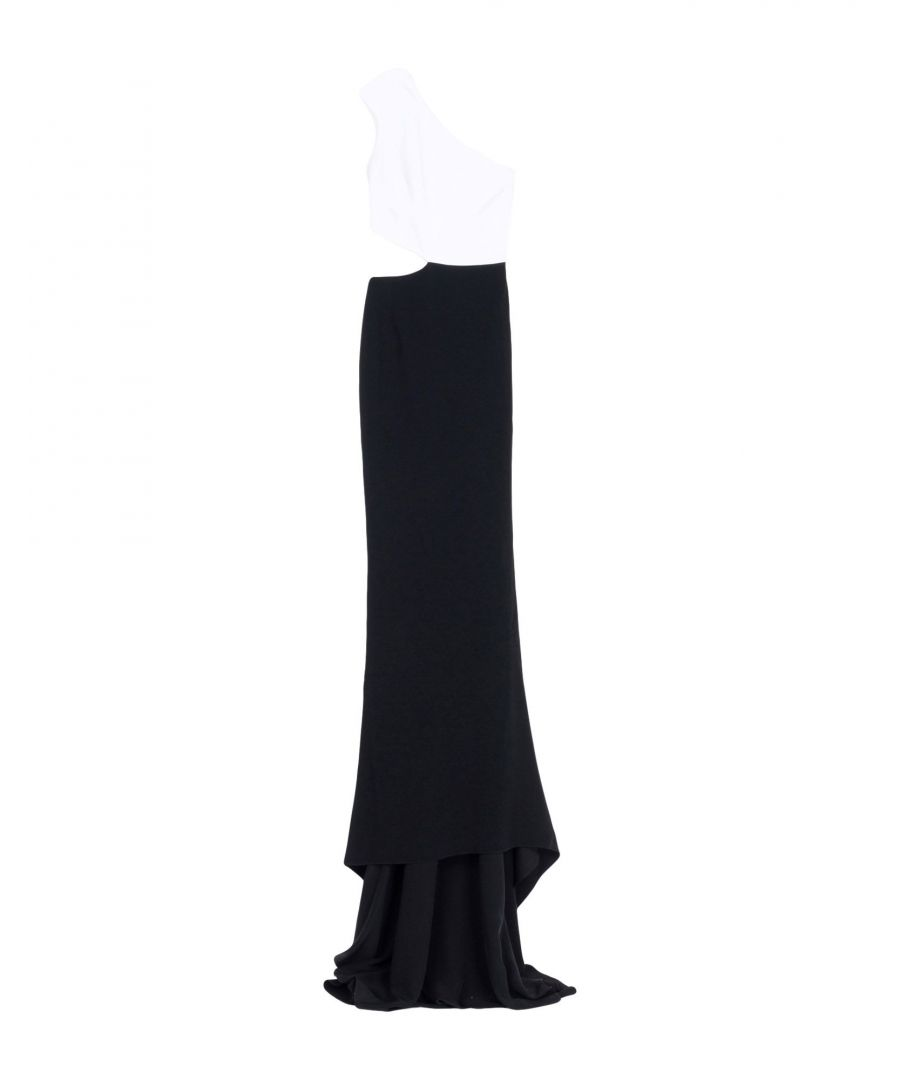 Image for Stella McCartney Monochrome Colourblock Full Length Dress