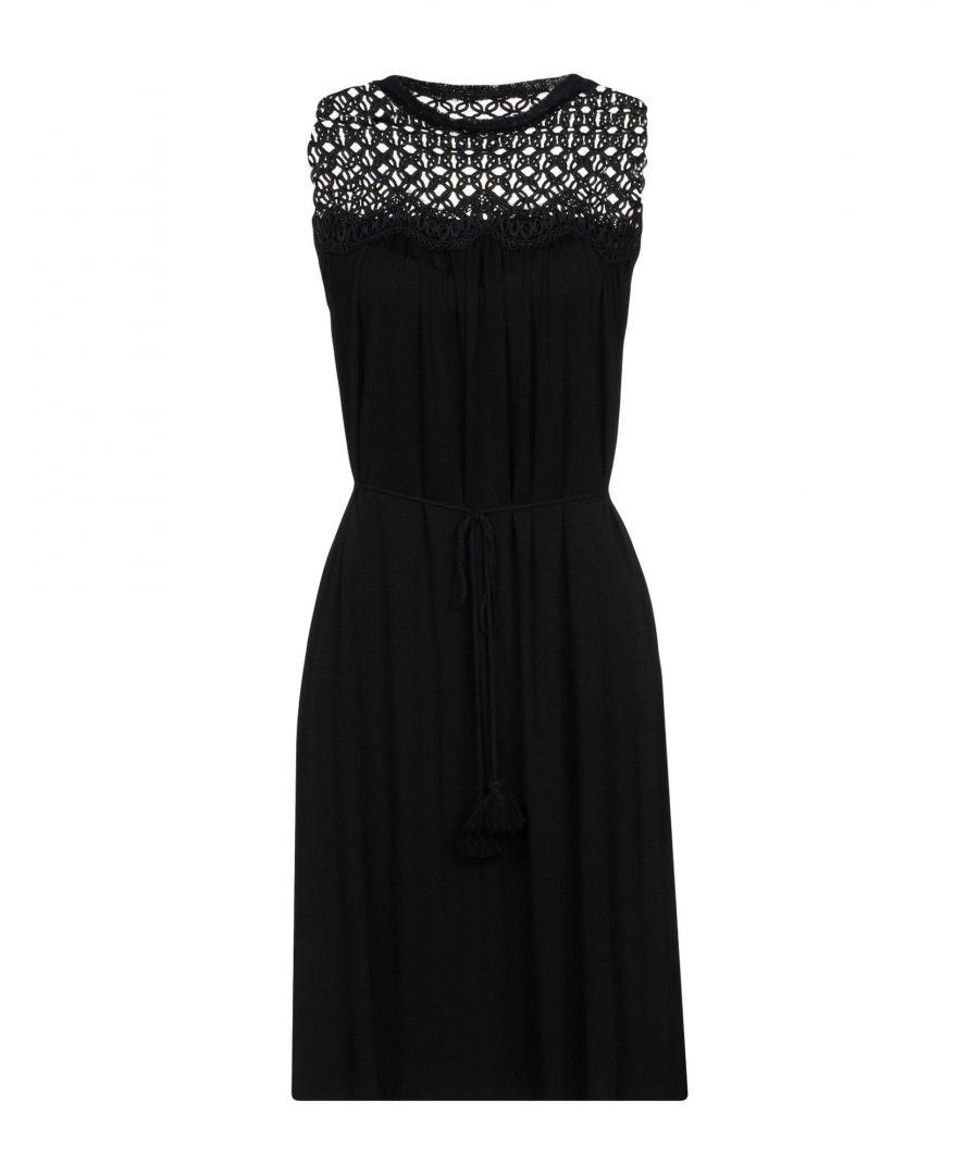 Image for DRESSES Elie Tahari Black Woman Viscose