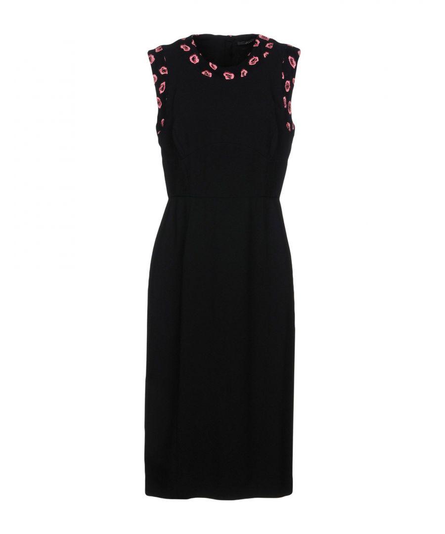 Image for Giles Black Dress