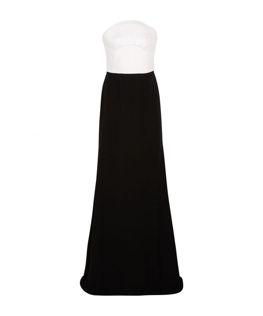 Image for Antonio Berardi Monochrome Full Length Dress