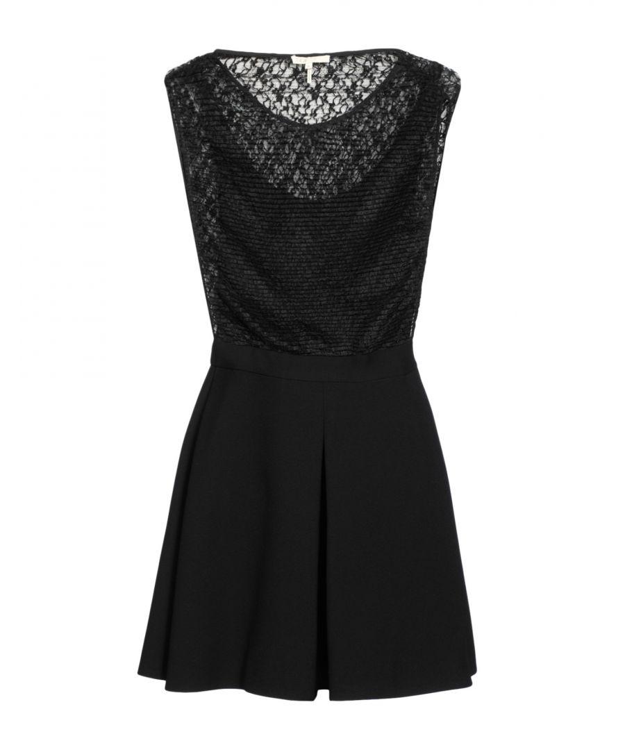 Image for DRESSES Maje Black Woman Polyester