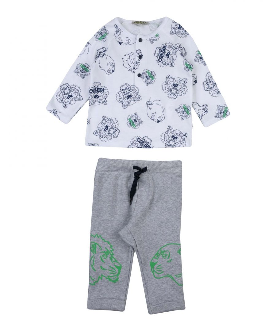 Image for BODYSUITS & SETS Kenzo White Boy Cotton