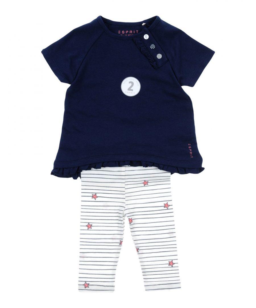 Image for BODYSUITS & SETS Esprit Dark blue Girl Cotton
