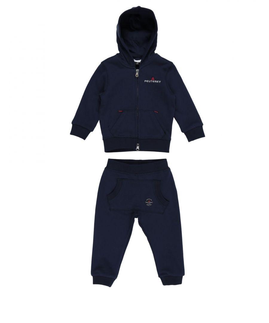 Image for BODYSUITS & SETS Boy Peuterey Dark blue Cotton
