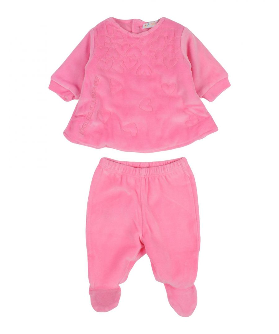 Image for BODYSUITS & SETS Girl Agatha Ruiz De La Prada Baby Pink Cotton
