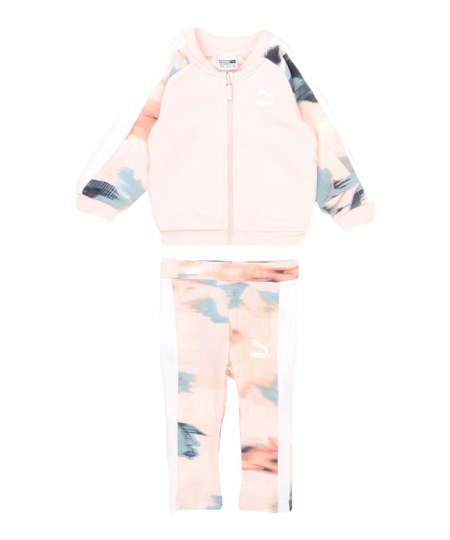 Image for BODYSUITS & SETS Puma Pink Girl Cotton