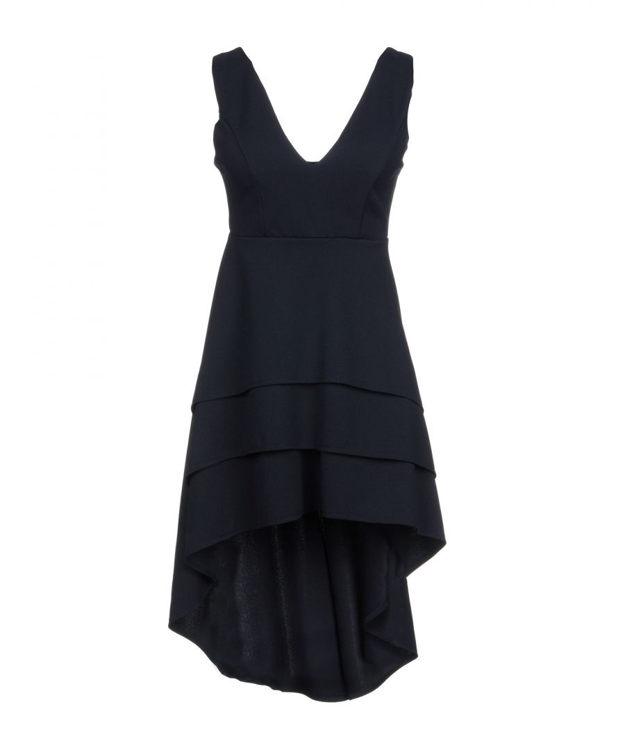 Image for Vanessa Scott Dark Blue Dress